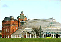 People's Palace and Winter Gardens Glasgow